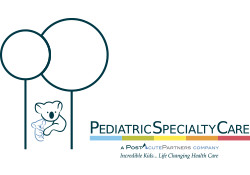 Pediatric Specialty Care Logo - Post Acute Partners